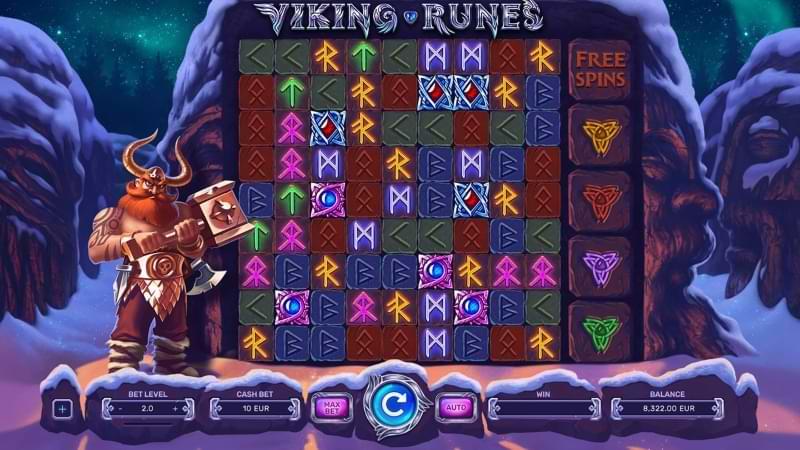 viking runes slot spelfunktioner