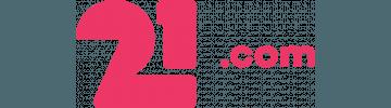 Logo 21.com