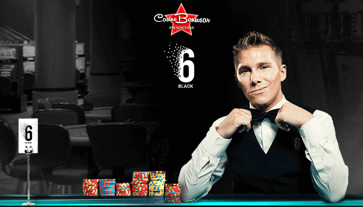casinobonusar nätcasino 6black live casino