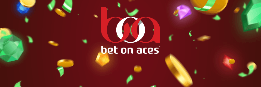 bet on aces casino banner