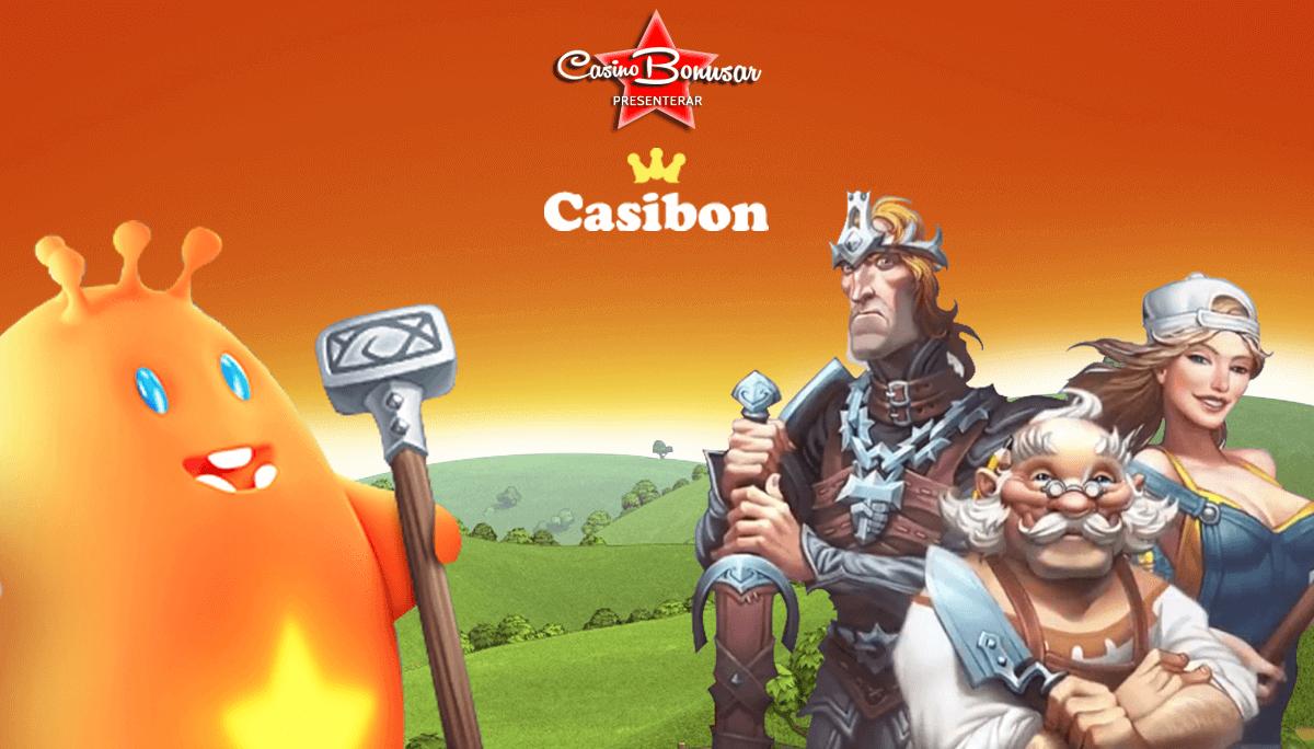 Casibon casinobonusar
