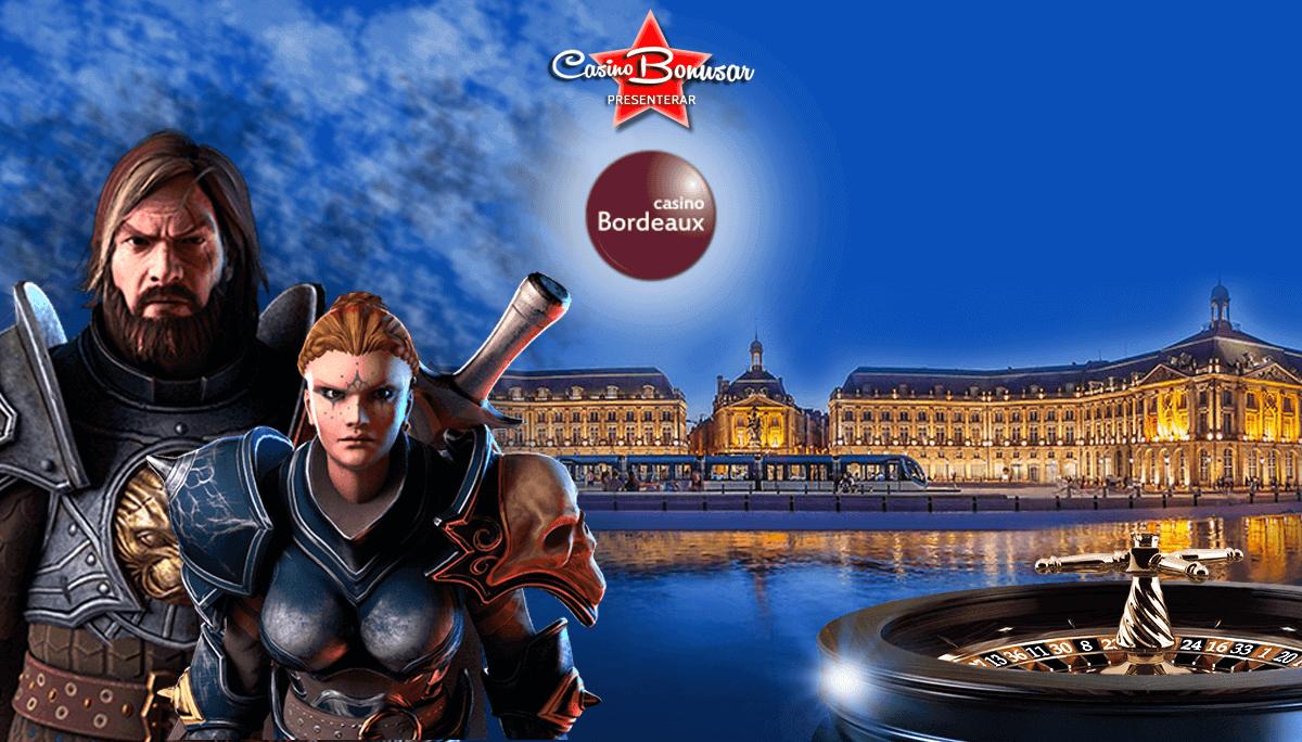 Casino Bordeaux casino bonusar