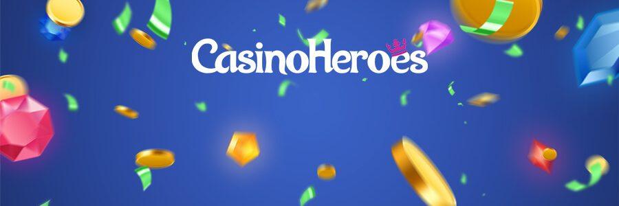 Casino Heroes casinobonus