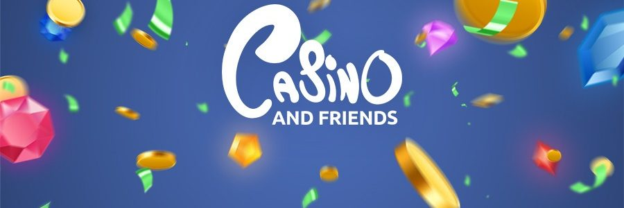 Casino and Friends Bonusar