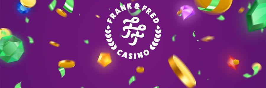 Frank and Fred casino bonusar