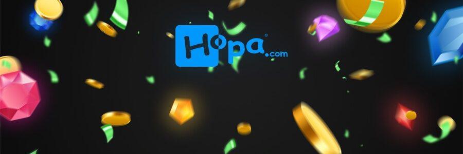 Hopa.com casino banner