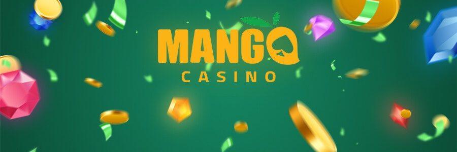 Mango Casino banner