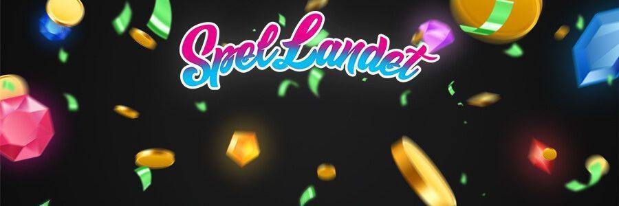 SpelLandet banner