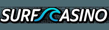Logo för Surf Casino