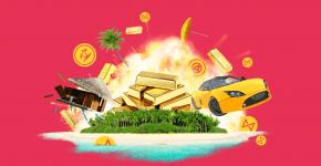 Jackpot guld Omnia Casino