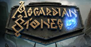 50 freespins Asgardian Stones