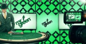 Mr Green banner